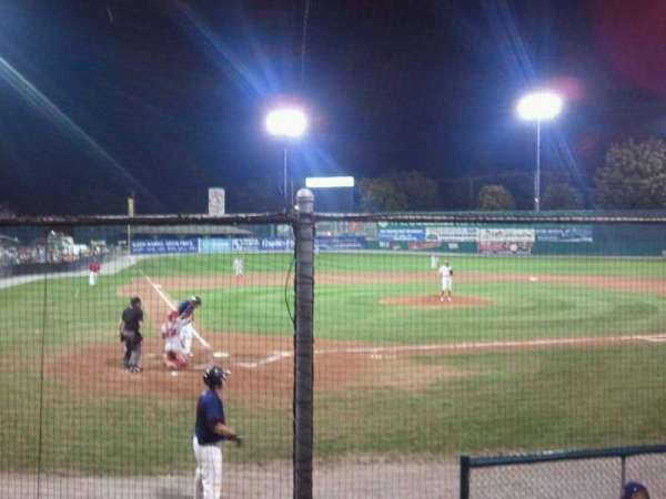 municipal stadium, secção: 1, fila: a, lugar: 9
