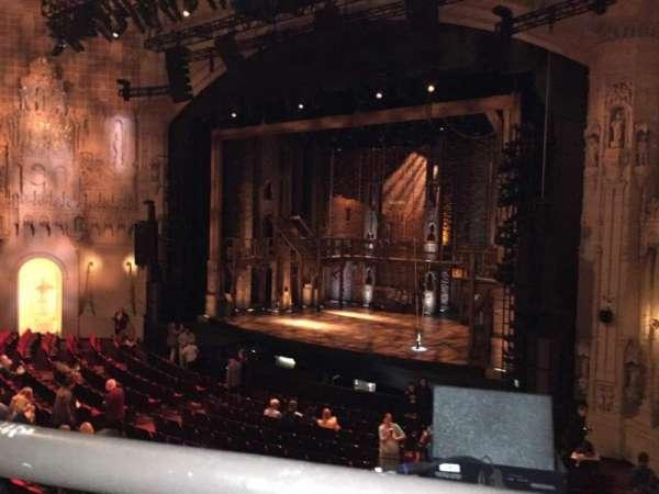 Orpheum Theatre (San Francisco), secção: Loge R, fila: A, lugar: 10