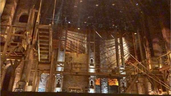 Orpheum Theatre (San Francisco), secção: Orchestra LC, fila: C, lugar: 109