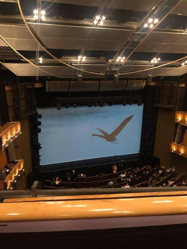 Ahmanson Theatre, secção: Balcony, fila: A, lugar: 35