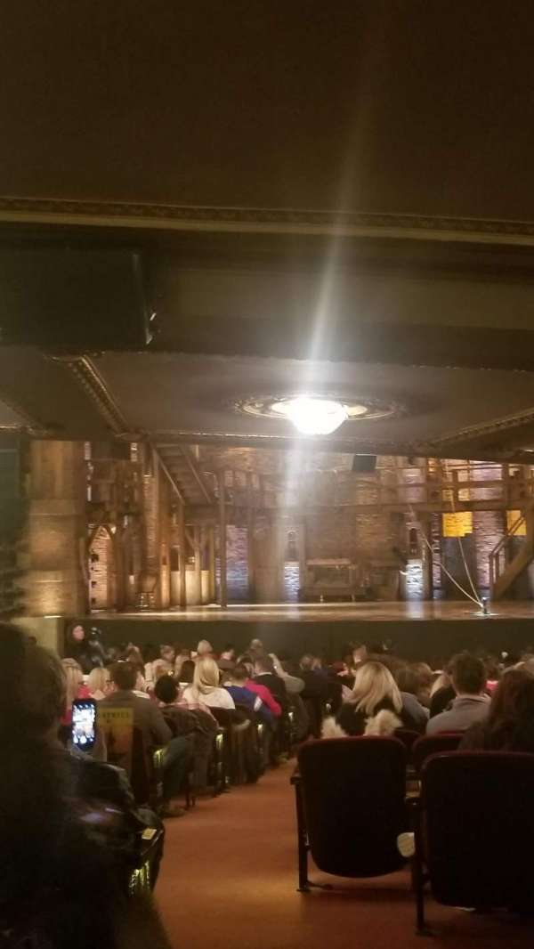 CIBC Theatre, secção: Orchestra L, fila: ZZ, lugar: 2