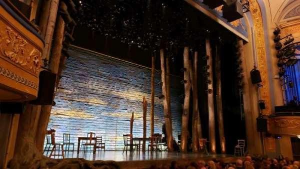 Gerald Schoenfeld Theatre, secção: Orchestra L, fila: G, lugar: 17