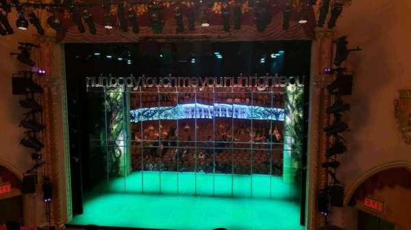 John Golden Theatre, secção: Front Mezzanine R, fila: D, lugar: 106