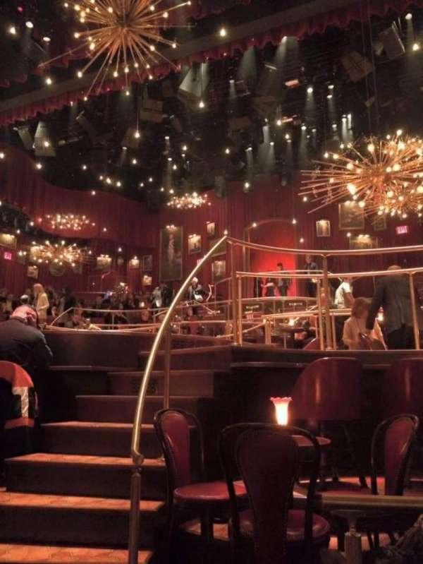 Imperial Theatre, secção: ORCH, fila: B, lugar: 4