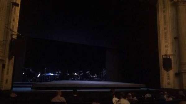Hudson Theatre, secção: Orchestra C, fila: K, lugar: 103