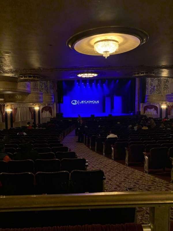 Warner Theatre (Washington, D.C.), secção: Orch, fila: Z, lugar: 7