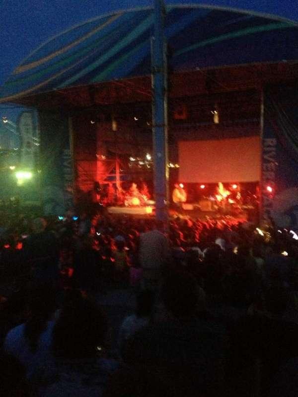 Penn's Landing - Festival Pier, secção: GA