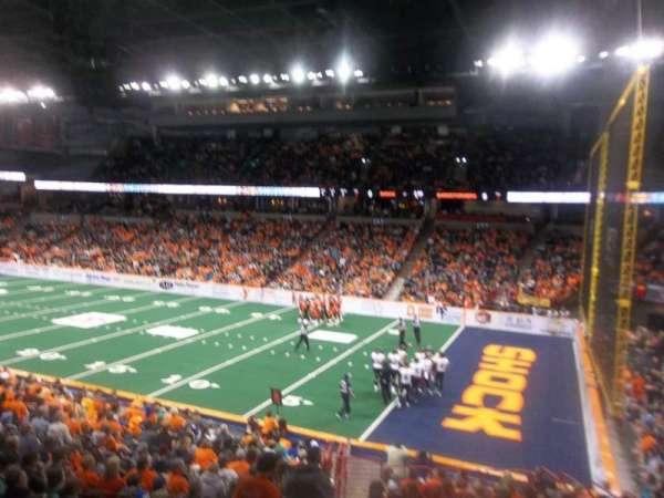 Spokane Arena, secção: 119, fila: T, lugar: 13