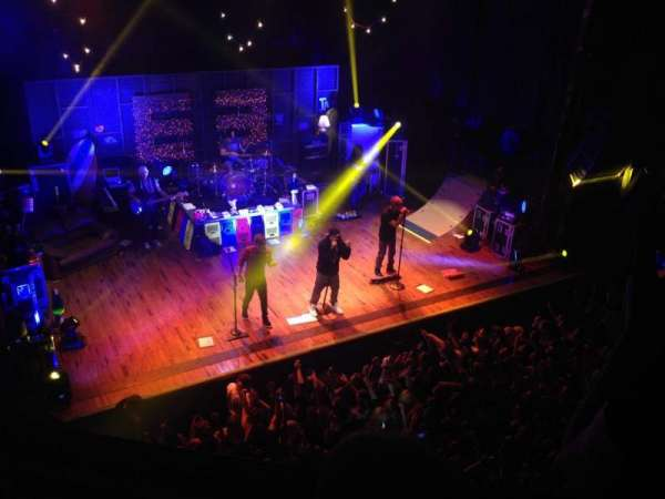 House Of Blues - Houston, secção: Balcony L, fila: D, lugar: 1,2