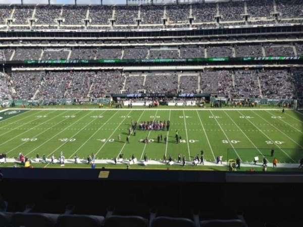 Metlife Stadium, secção: 239, fila: 7, lugar: 2