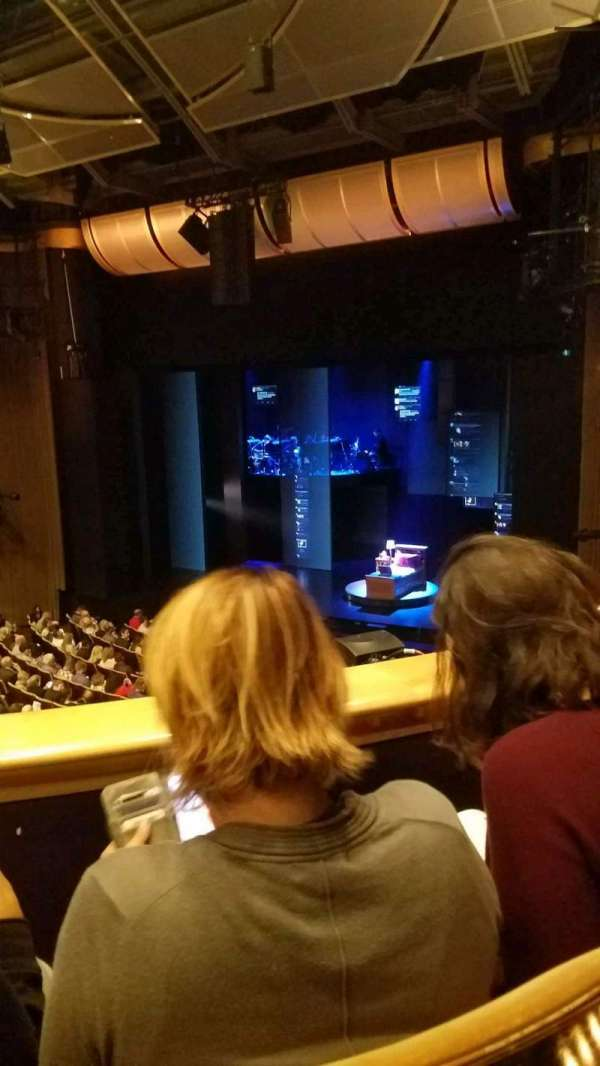 Ahmanson Theatre, secção: mezz, fila: b, lugar: 2
