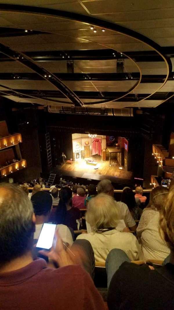 Ahmanson Theatre, secção: balcony, fila: h, lugar: 5