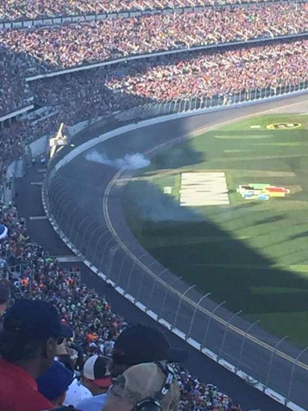 Daytona International Speedway, secção: 481, fila: 35, lugar: 15