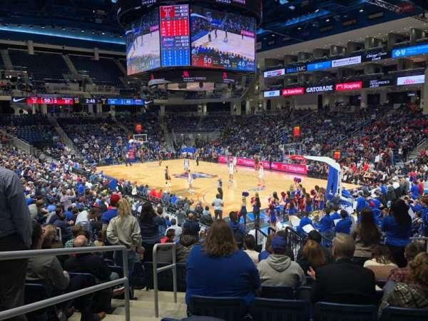 Wintrust Arena, secção: 120, fila: M, lugar: 12