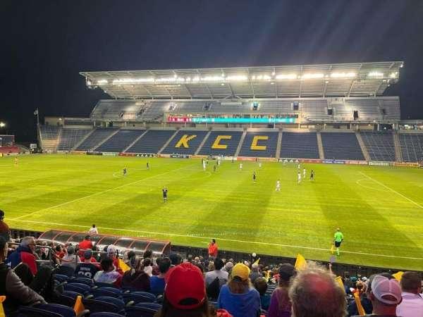 SeatGeek Stadium, secção: 126, fila: 20, lugar: 13