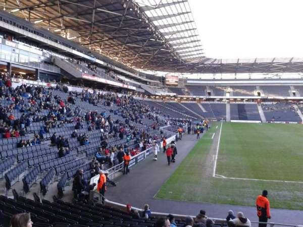 Stadium MK, secção: 15, fila: S, lugar: 447