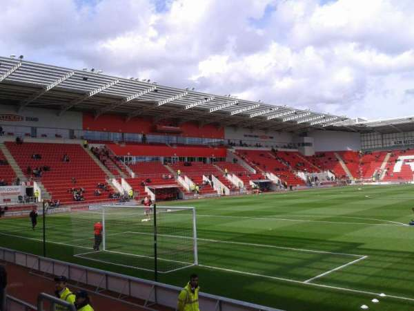 New York Stadium, secção: South Stand