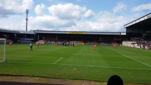 Vale Park, secção: Hamil Road Stand