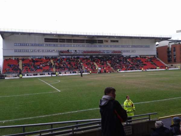 Brisbane Road, secção: East Stand