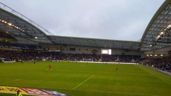 American Express Community Stadium, secção: South Stand