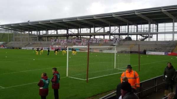 Sixfields Stadium, secção: South Stand