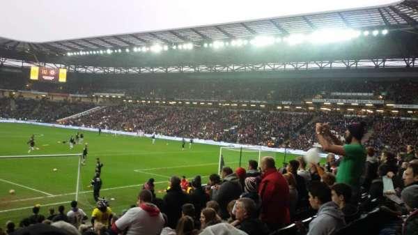 Stadium:mk, secção: Aisle 15, fila: S, lugar: 449