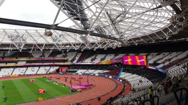 London Stadium, secção: 240