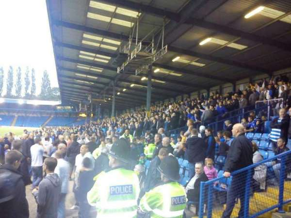 Gigg Lane, secção: rough stand