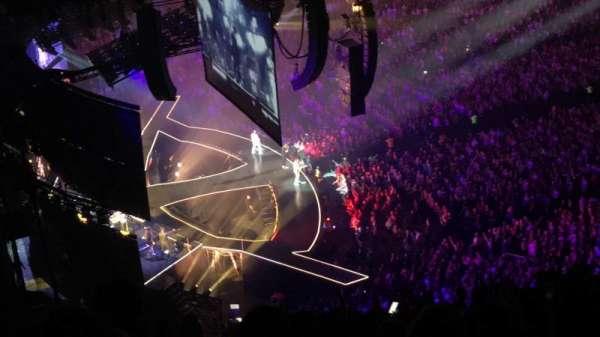 Scotiabank Arena, secção: 311, fila: 15, lugar: 30