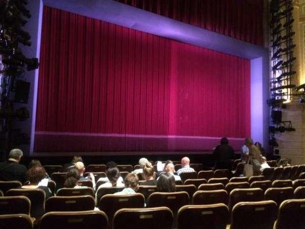 Samuel J. Friedman Theatre, secção: Orchestra L, fila: H, lugar: 121