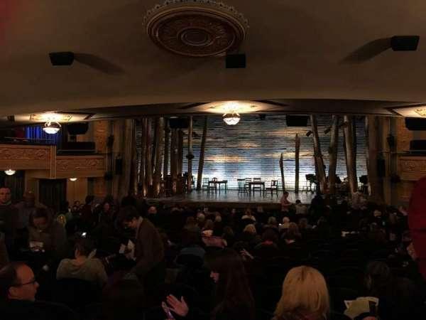 Gerald Schoenfeld Theatre, secção: Standing Room, fila: SRO, lugar: 109