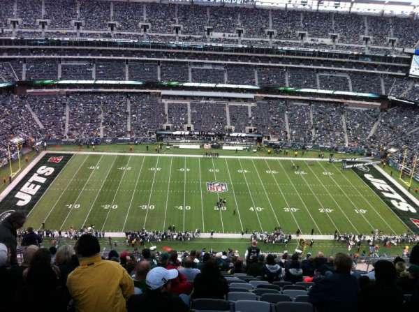 Metlife Stadium, secção: 339, fila: 26, lugar: 17