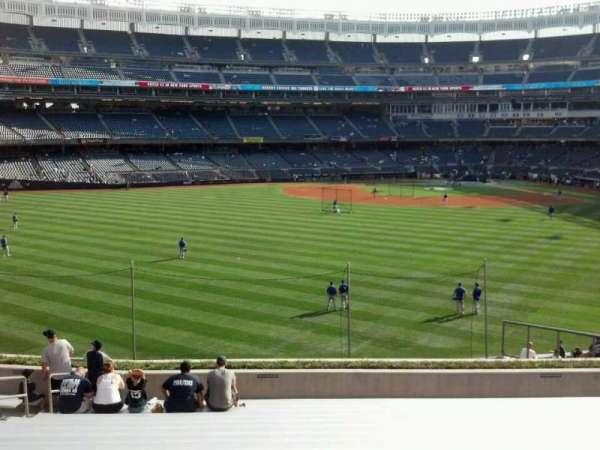 Yankee Stadium, secção: 237, fila: 18, lugar: 25