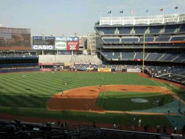 Yankee Stadium, secção: 224, fila: 19, lugar: 10
