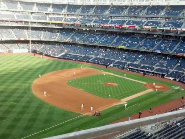 Yankee Stadium, secção: 328, fila: 1, lugar: 24