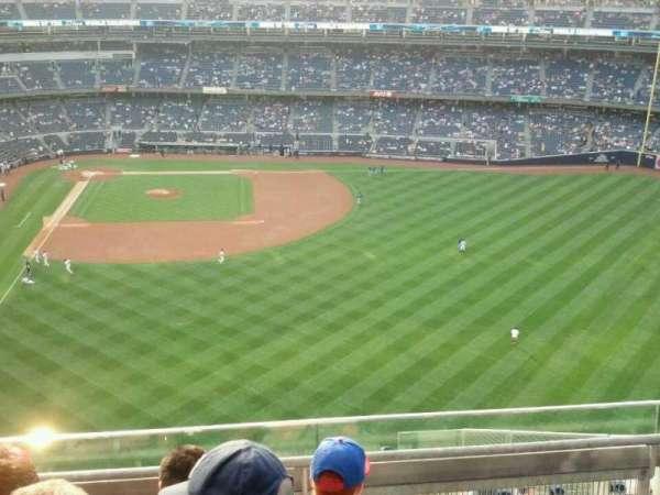 Yankee Stadium, secção: 405, fila: 4, lugar: 10
