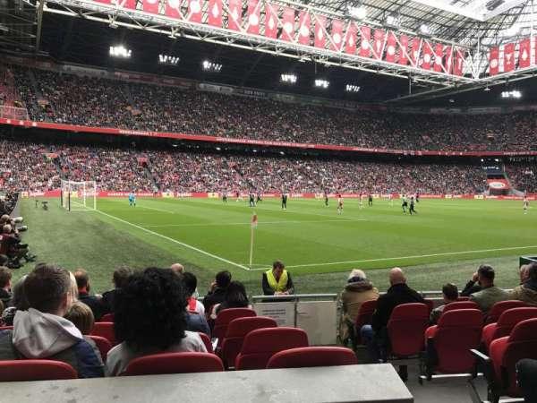 Amsterdam Arena, secção: 110