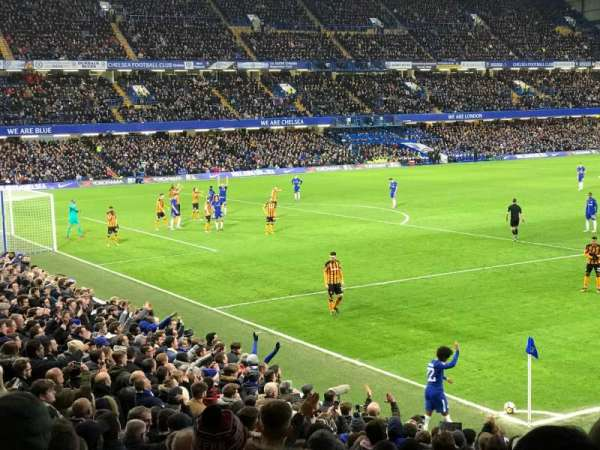 Stamford Bridge, secção: MATTHEW HARDING LOWER, fila: W, lugar: 359