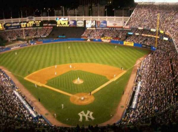 Old Yankee Stadium, secção: TIER2, fila: X, lugar: 14