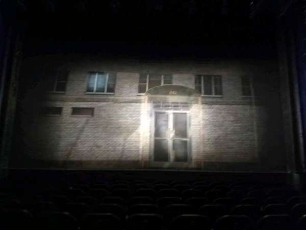 Hayes Theater, secção: Orchestra C, fila: k, lugar: 107