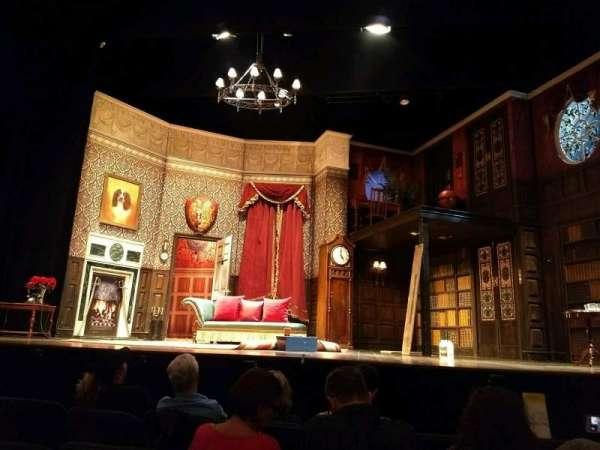 Lyceum Theatre (Broadway), secção: orch, fila: D, lugar: 106