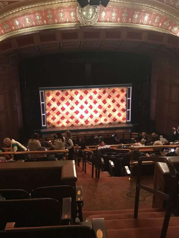 Benedum Center, secção: Second Tier LC, fila: Q, lugar: 21