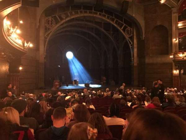 Lyric Theatre, secção: ORCH L