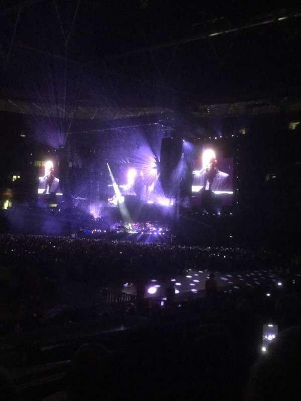 Wembley Stadium, secção: 101
