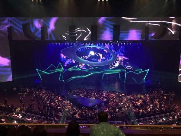 Park Theater at Park MGM, secção: 404, fila: D, lugar: 16,17