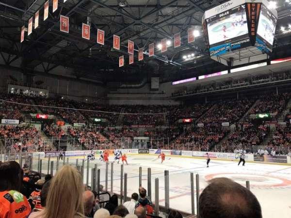 FlyDSA Arena, secção: 118, fila: H, lugar: 10