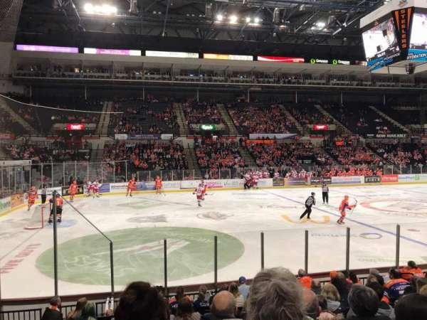 FlyDSA Arena, secção: 115, fila: L, lugar: 9