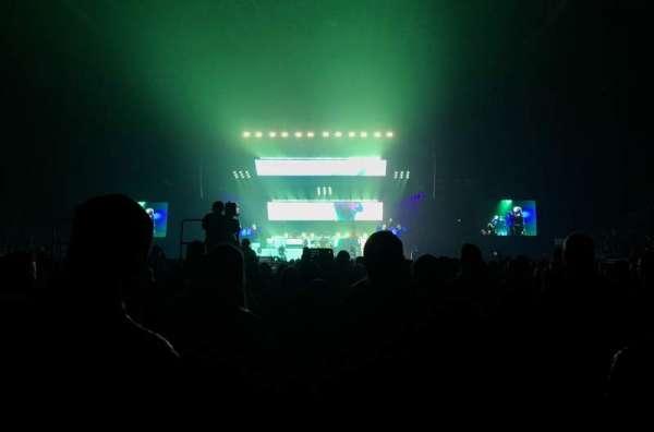 Sheffield Arena, secção: Standing