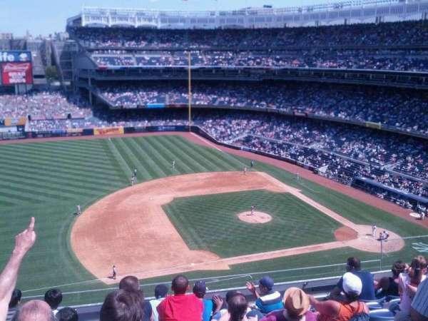 Yankee Stadium, secção: 326, fila: 7, lugar: 9