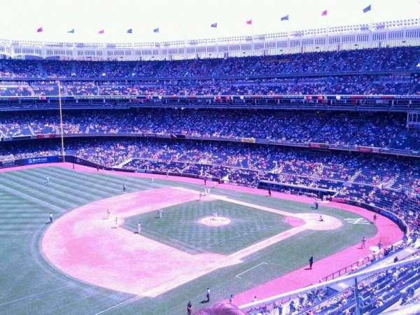 Yankee Stadium, secção: 328, fila: 2, lugar: 9